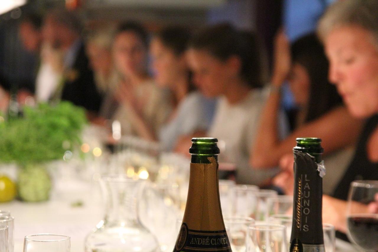 Öppna vinprovningar i Stockholm